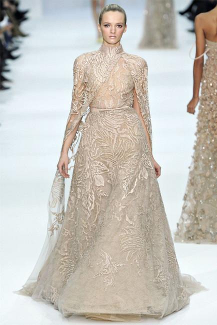 Elie Saab Spring 2012 Couture. Изображение № 11.