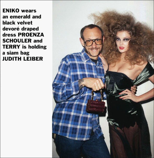 Purple Fashion: Best of the season by Terry Richardson. Изображение № 15.