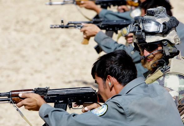 Афганистан. Военная фотография. Изображение № 34.
