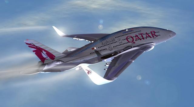 Дизайнер показал проект самолёта будущего. Изображение № 7.