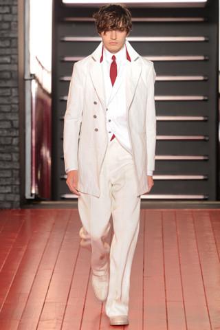 Неделя мужской моды в Милане: День 1. Изображение № 32.