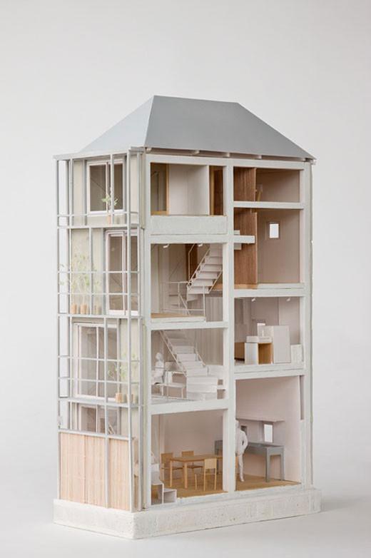 Atelier Bow-Wow. Масштаб маленького дома.. Изображение № 8.