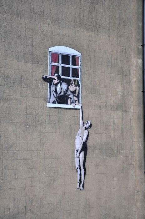 Изображение 22. Бристоль. Художественное граффити.. Изображение № 24.