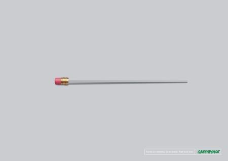 Greenpeace ads. VolumeII. Изображение № 5.