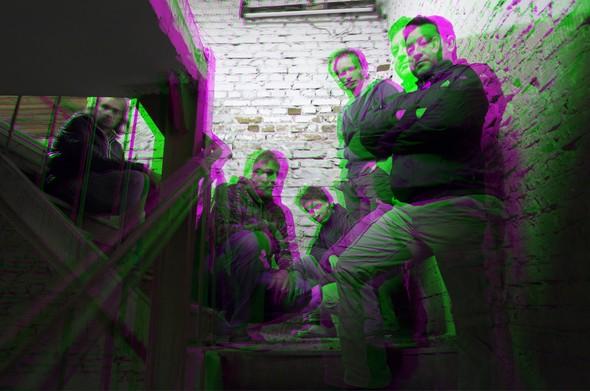 Группа DIVERSION VOICE выпустила альбом UNDERWATER. Изображение № 1.