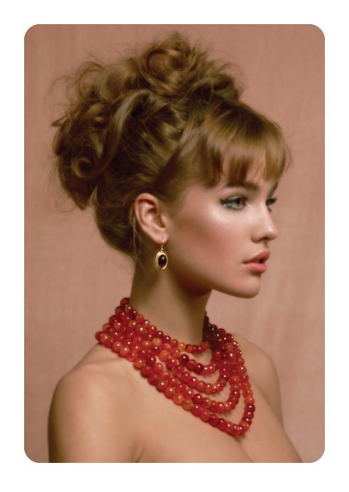 Лукбук: Ulyana Sergeenko Jewelry. Изображение №4.