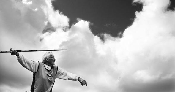 Игры ветеранов в фотографиях Крейга Голдинга. Изображение № 10.