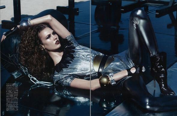 Съемки: Numero, Vogue, W и другие. Изображение № 81.