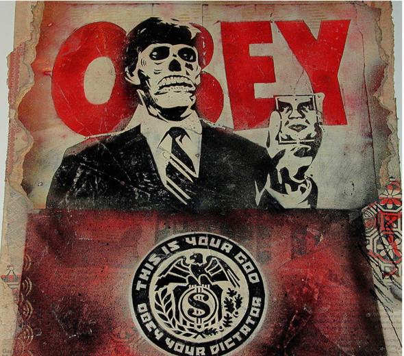 Изображение 12. Obey Весна/Лето 2011.. Изображение № 4.