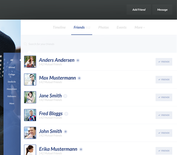 Редизайн дня: полностью новая веб-версия Facebook. Изображение № 22.