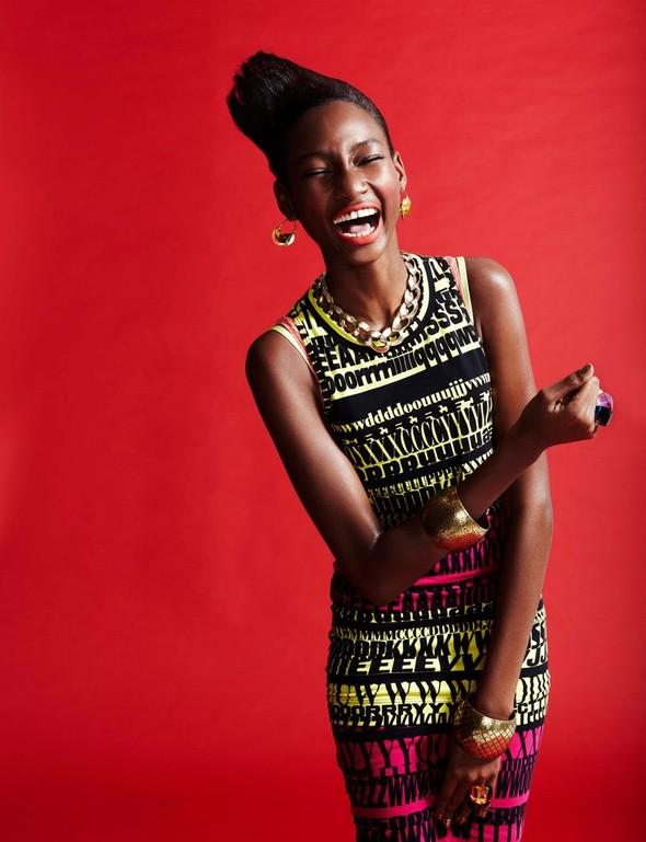 Съёмка: Шена Малтон для Playing Fashion. Изображение № 8.