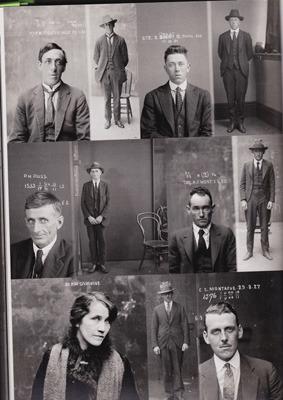 Закон и беспорядок: 10 фотоальбомов о преступниках и преступлениях. Изображение № 101.