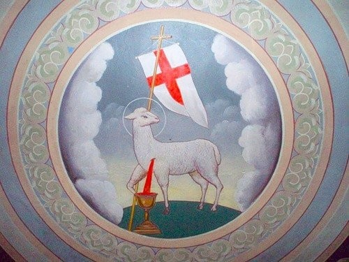 Только потому что крест-часть вторая. Изображение № 173.
