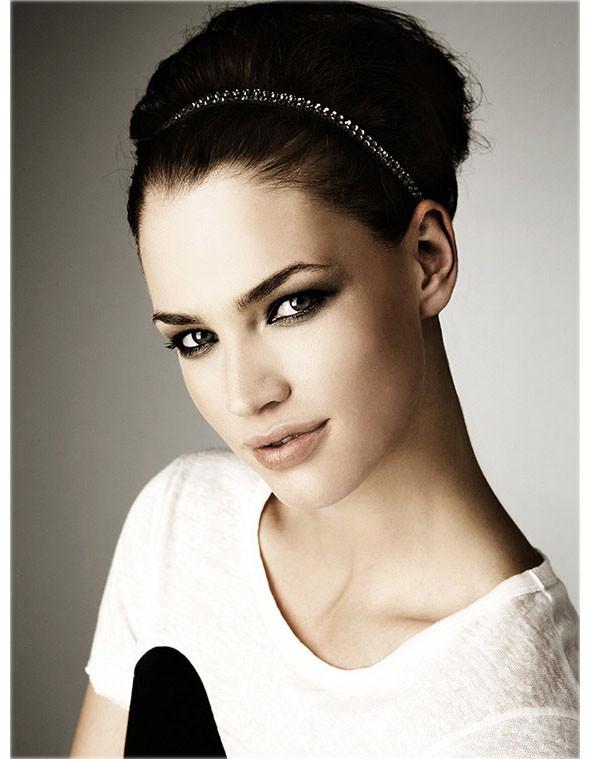 Лукбуки: Burberry, A.P.C, Zara Headband. Изображение № 35.
