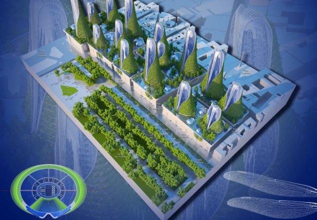 Концепт: экологически безопасный Париж. Изображение № 6.