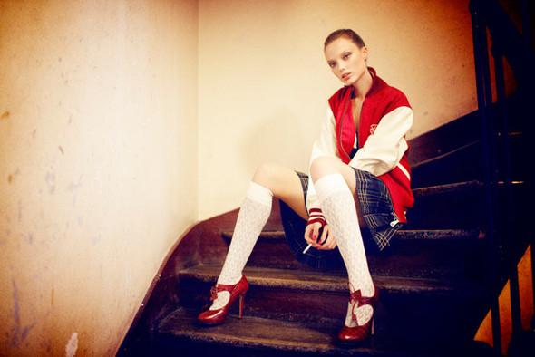 Съёмка: Нати Чабаненко для LoveCat. Изображение № 7.