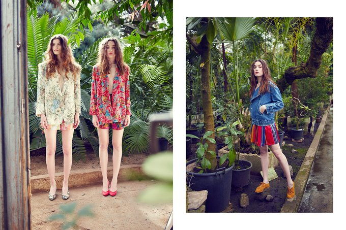 Oldich Dress выпустили весенний лукбук. Изображение № 10.