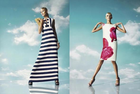 Изображение 17. Рекламные кампании: Bottega Veneta, Jaeger и Dior.. Изображение № 9.