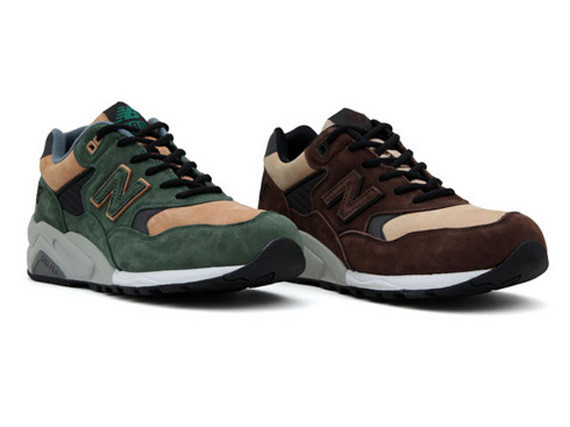 Mita sneakers x HECTIC x New Balance – MT580 – 10th Ann. Изображение № 1.