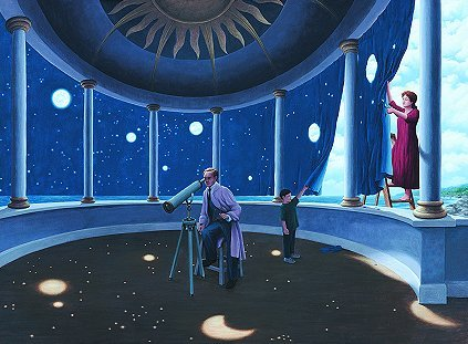 Amazing pictures by Rob Gonsalves. Изображение № 7.