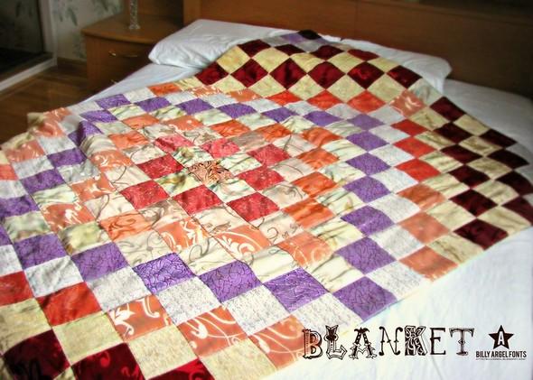 Ручные одеяльца. Изображение № 3.