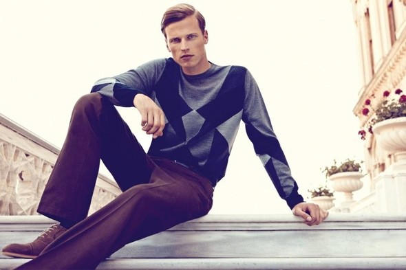 Мужские кампании: Calvin Klein, Sergio K и другие. Изображение № 5.