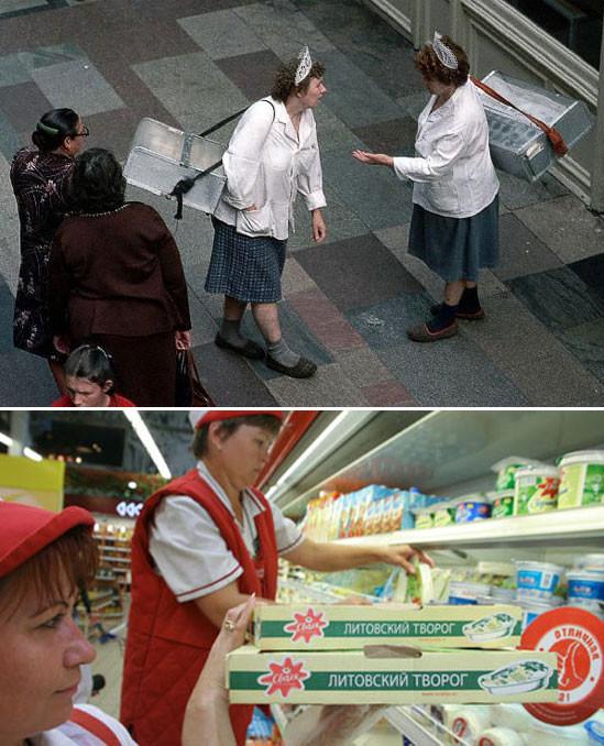 Как изменились прилавки магазинов за 20 лет. Изображение № 12.