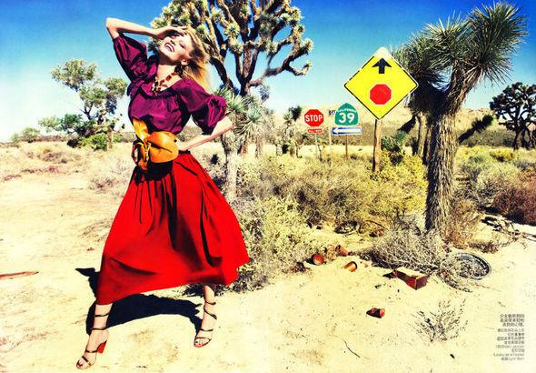 Изображение 58. Съемки: AnOther, POP, Vogue и другие.. Изображение № 58.