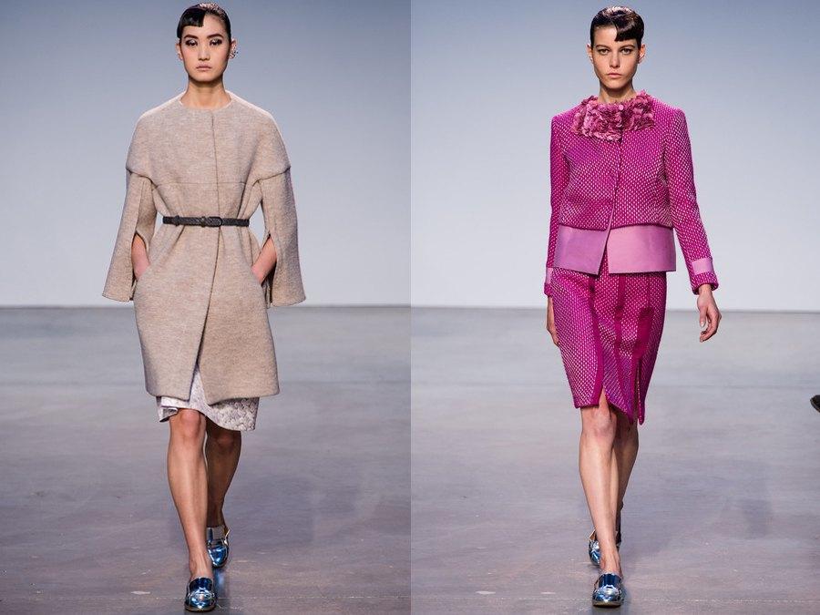 Неделя моды в Нью-Йорке: Первые показы. Изображение № 22.