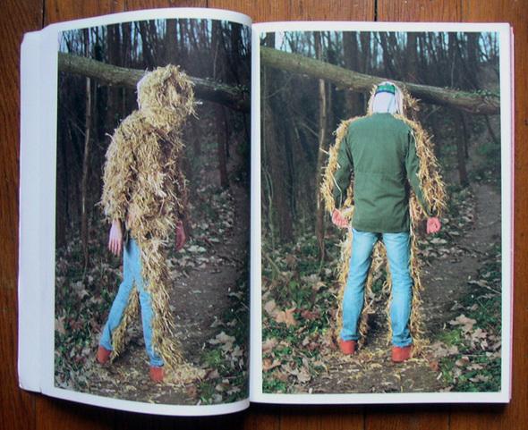 Estelle Hanania: люди-деревья. Изображение № 2.