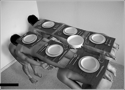 Фотографии David Blazquez (Мебель изобнаженных мужчин). Изображение № 2.