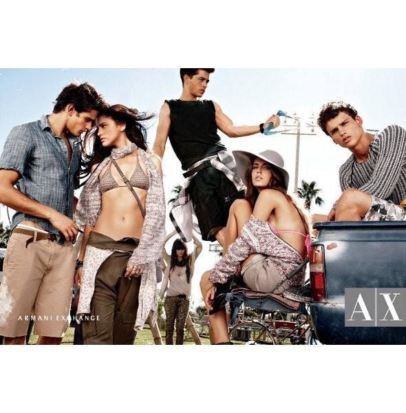 Кампании: Armani Exchange, Gap и H&M. Изображение № 6.