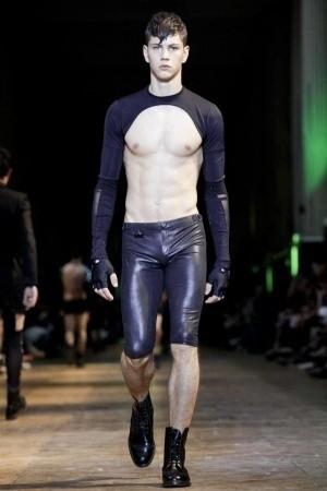Изображение 6. Mugler Menswear Spring/Summer 2012.. Изображение № 6.