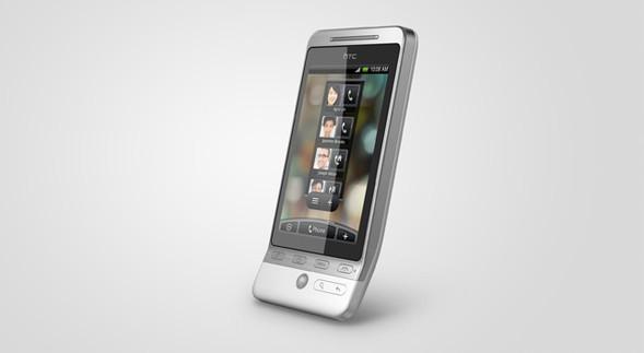 Этот пост я опубликовал с телефона HTC Hero. Изображение № 1.