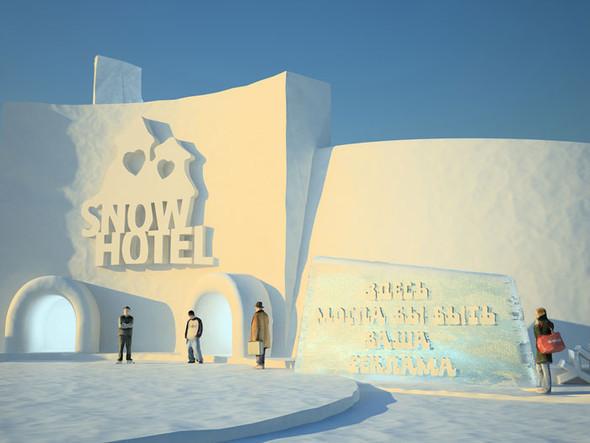 Ледяной отель. Изображение № 4.