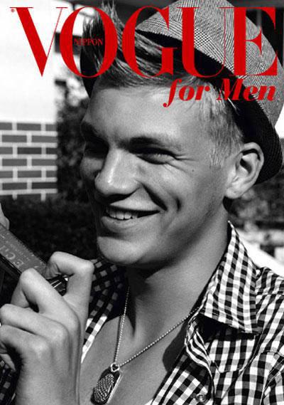 Top50. Мужчины. Models. com. Изображение № 2.