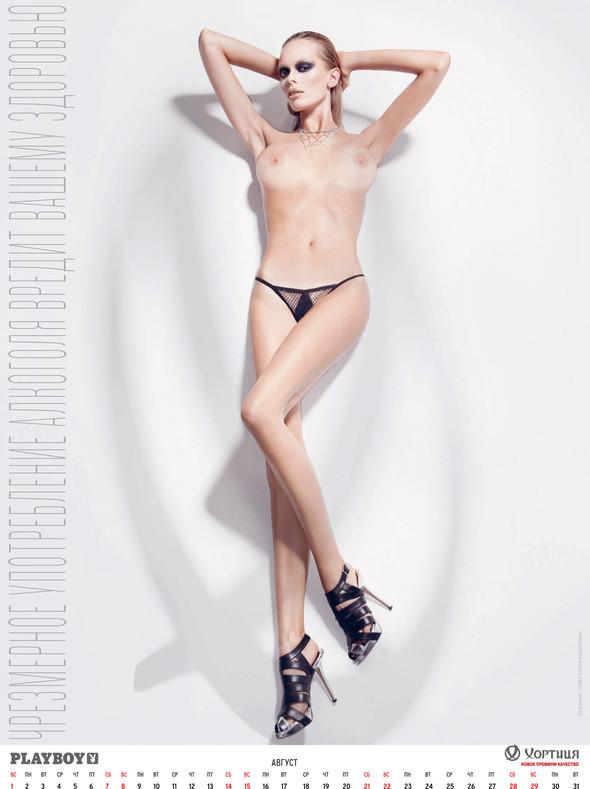 Nude Corporate Calendar 2010. Изображение № 8.