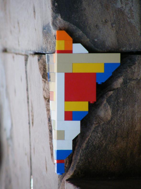 Лего наулицах Берлина. Изображение № 2.