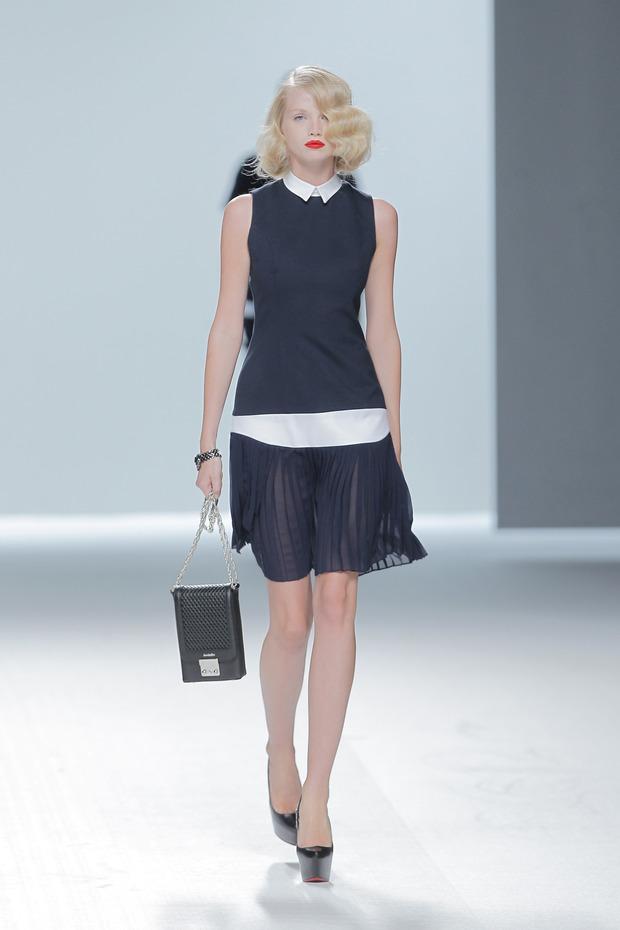 Madrid Fashion Week SS 2013: DAVIDELFIN. Изображение № 19.