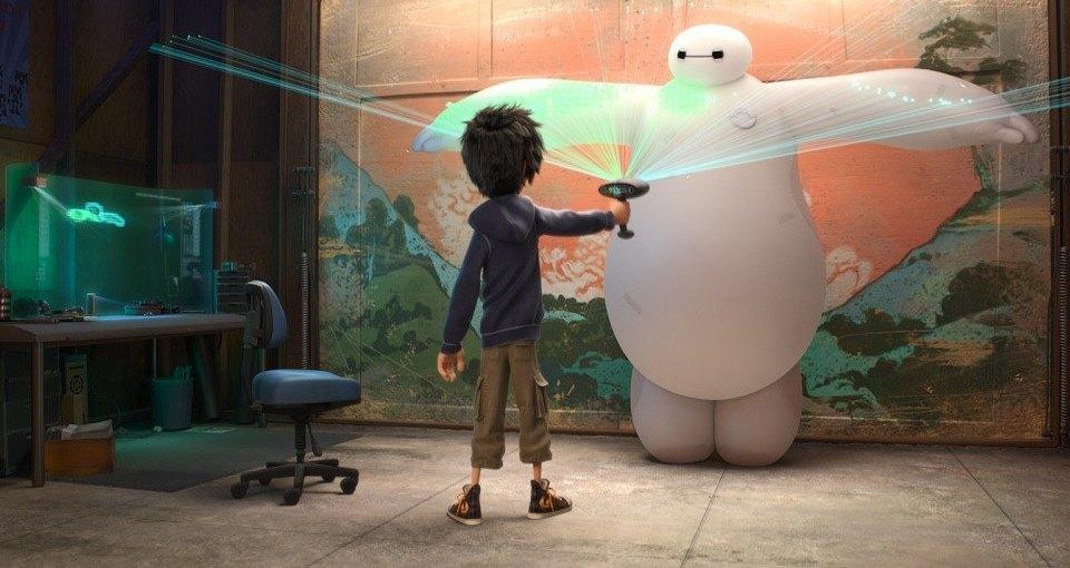 Продюсер самого технологичного мультфильма сезона о том, как работает Disney. Изображение № 9.