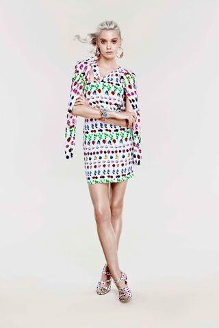Лукбук: Круизная коллекция Versace для H&M. Изображение № 44.
