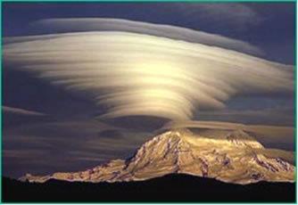 Лентикулярные облака. Изображение № 4.