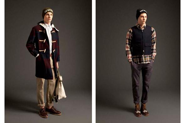 Коллекция Woolrich Woolen Mills F/W2011-2012. Изображение № 31.