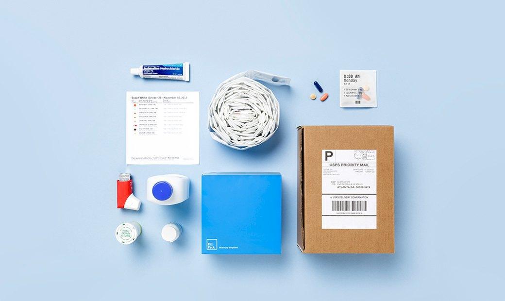 Объект желания: Подписка на лекарства Pill Pack. Изображение № 2.