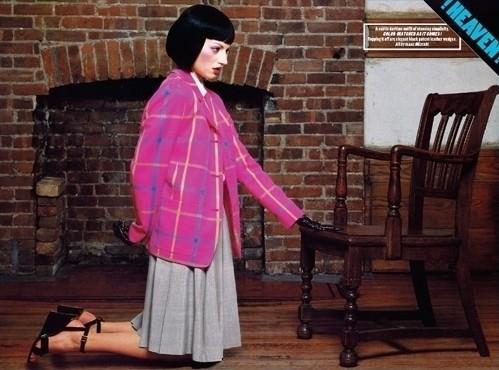 "Изображение 47. VISIONAIRE: 20 лет публицистики ""haute couture"".. Изображение № 38."