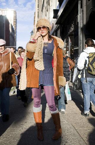 Какодевается молодежь вНью-Йорке. Изображение № 20.