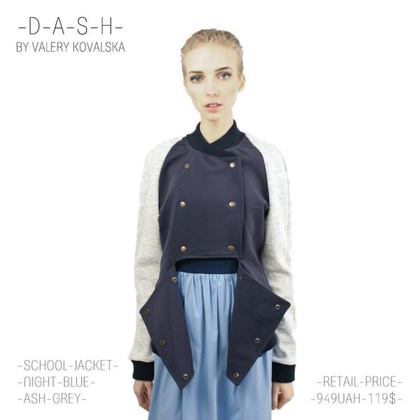 Лукбук проекта -D-A-S-H-, весенне-летняя коллекция. Изображение № 23.