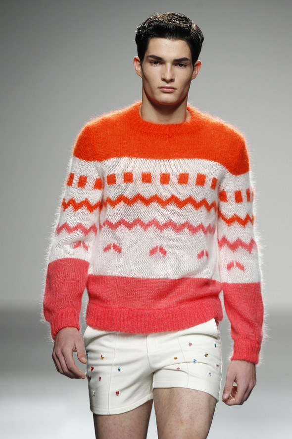 Madrid Fashion Week A/W 2012: River William. Изображение № 13.