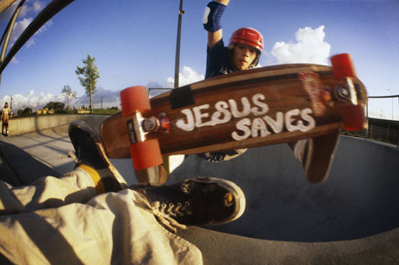 Hugh Holland. Скейтборд-хроники 70-х. Изображение № 1.