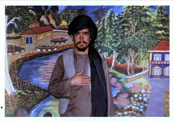Талибан – ретушированная красота смерти. Изображение № 33.